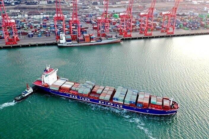 کلیه خدمات کارگو،بسته بندی،انبارداری و ارسال کالا از کشور ایران و چین به همه بنادر جهان